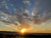 853 Australie zonsondergang Low Head