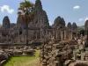 2691 Cambodja Angkor Thom Bayon Temple