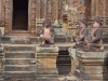 2813 Cambodja Banteay Srei