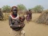 1185 Ethiopie Karo village